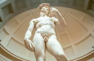 Florenz: Accademia & David-Statue Kleingruppen-Tour
