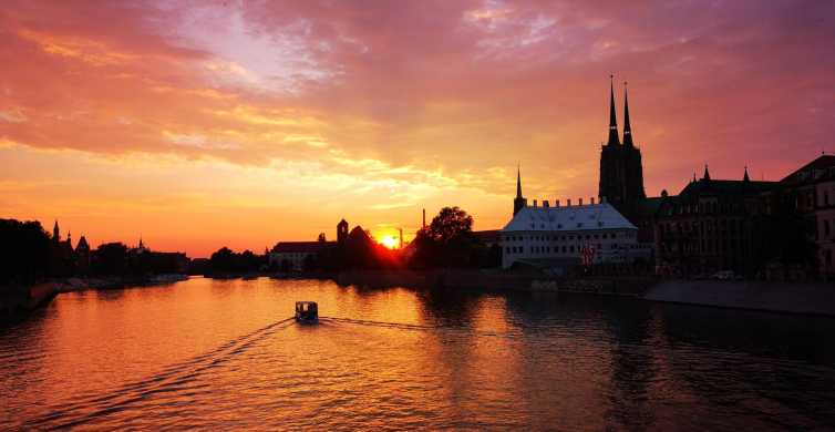 The Best of Wroclaw by Night