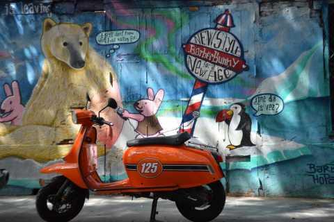 Valencia: 2.5-Hour Street Art Tour