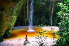 Excursão Cachoeiras e Cavernas Amazônicas saindo de Manaus