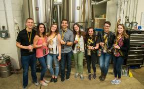 Brewing in Queens Walking Tour