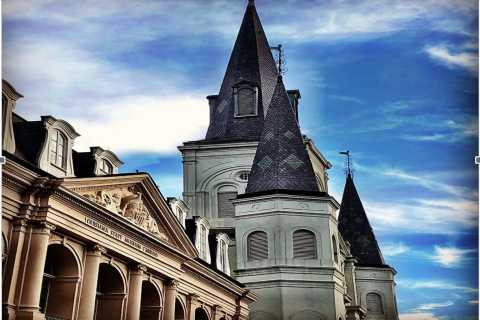 New Orleans: A French Quarter Tour for Matures