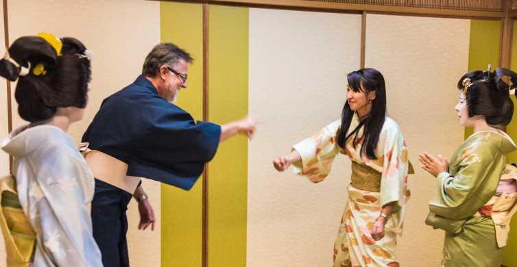 Tokyo: Geisha Dinner Experience