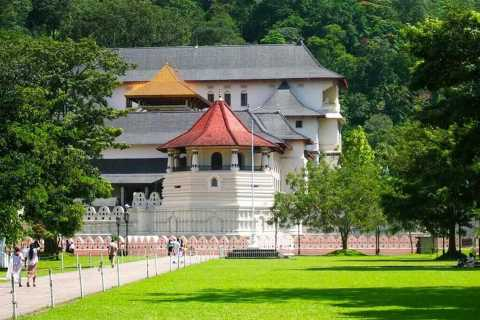 Kandy: Day Trip from Colombo