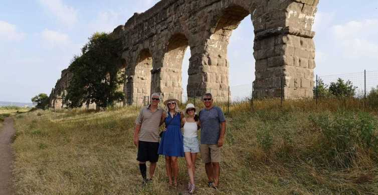 Park of the Aqueducts Private Walking Tour