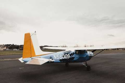Portland: Multnomah Falls Scenic Air Tour