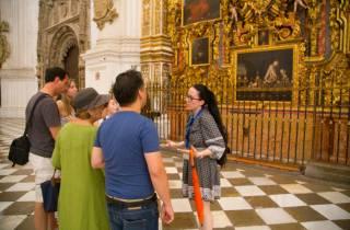 Granada: Führung durch die Kathedrale und die Königskapelle