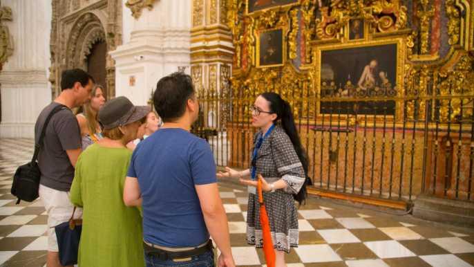 Granada: tour de 3 horas de la catedral y la Capilla Real