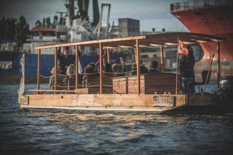 Gdansk: City Cruise on Historical Polish Boat