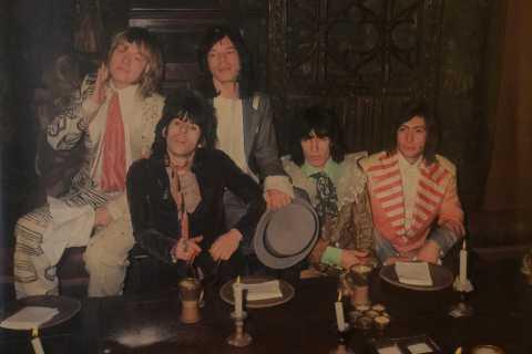 Londra: la nascita del tour dei Rolling Stones