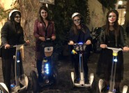Rom: Private Segway-Tour am Abend