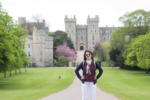 Depuis Londres: après-midi au château de Windsor