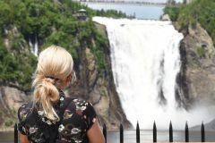 Quebec: Meio Dia nas Cataratas Montmorency e Ile d'Orleans