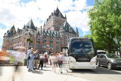 Tour pela cidade de Quebec