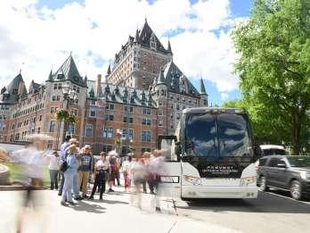 Québec Stadttour