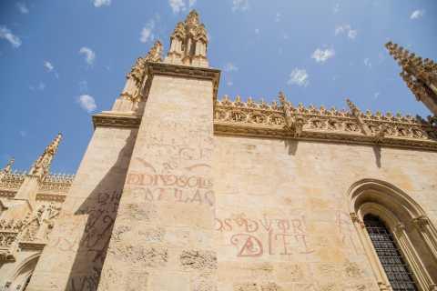Granada: Royal Chapel and Historical Center Walking Tour