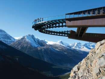 Jasper: Columbia-Eisfeld Skywalk