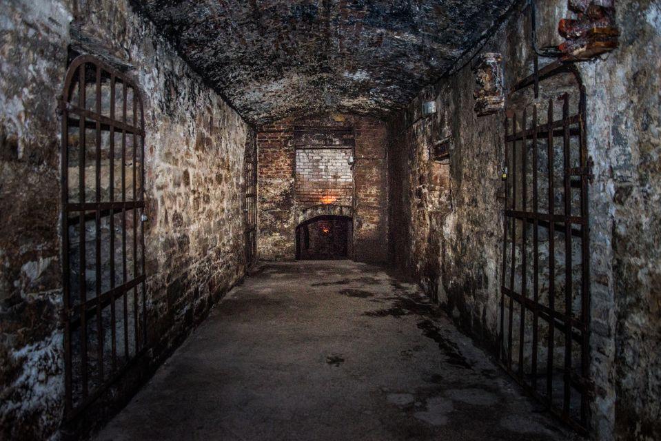 Wycieczka po podziemnym Edynburgu