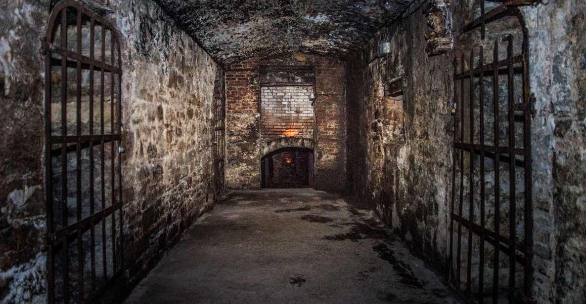Edinburgh: Underground Vaults Tour