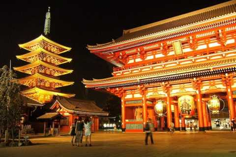 Tokyo: Asakusa History and Culture Dining Experience