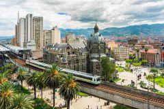 Medellín: Passeio Turístico com Teleférico e Comuna 13