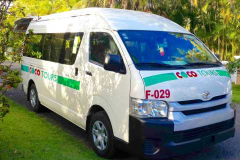 La Romana Airport: Round-Trip Private Transfer