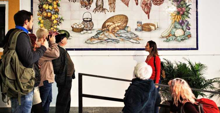 Seville: Triana, Encarnación & Feria Market Food Tour