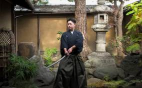 Kyoto: 2-hour Authentic Samurai Experience