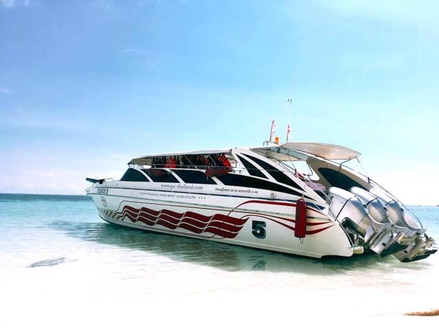 Phuket and Koh Lipe Speed Boat Transfer