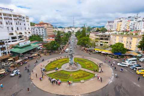 From Nha Trang: Da Lat Full-Day City Tour
