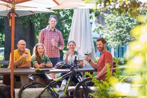 Constantia: Fahrradtour im Weintal