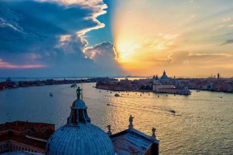 Venice: Panoramic Cruise & Sunset Spritz