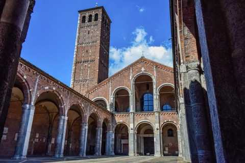 Milan: Guided Tour of Medieval Milan