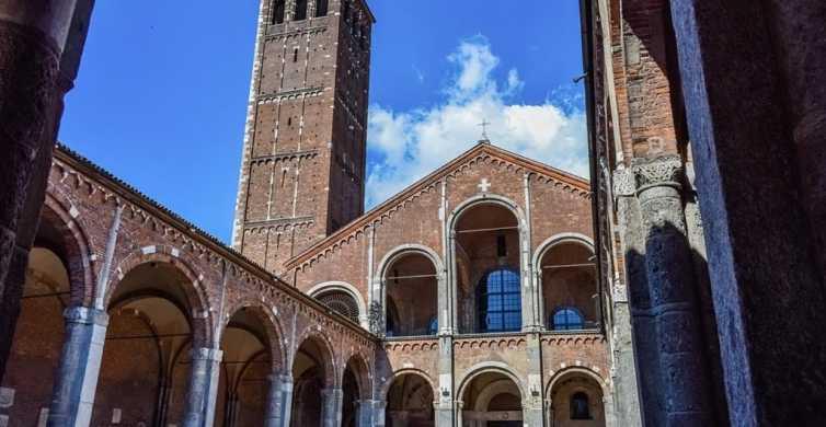 Milan: Guided Tour of Medieval Milan