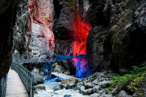 Grindelwald: Glacier Canyon Entrance Ticket