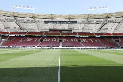 Mercedes-Benz Arena: VfB Stuttgart Stadium Tour