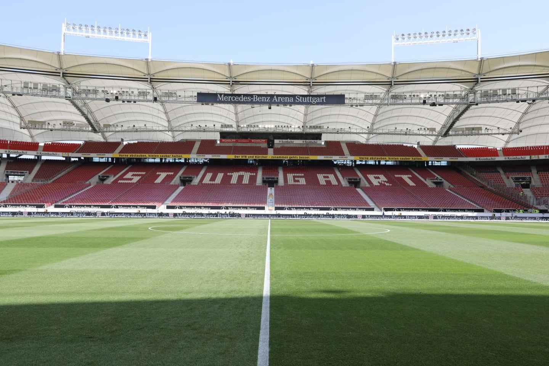 Mercedes-Benz Arena: VfB Stuttgart Stadion-Tour