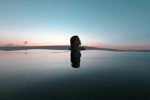 From Barreirinhas: Lençóis Maranhenses Dunes Sunset Tour