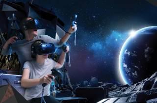 Singapur: 45-minütige VR-Escape-Game-Erfahrung
