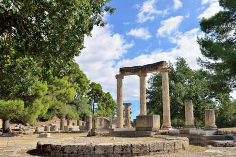 Ancient Olympia: Audio Tour on your Phone (Without Ticket)