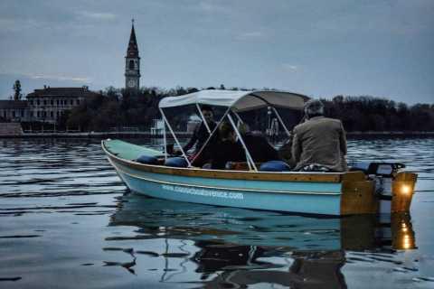 Poveglia: tour privato dell'isola infestata da Venezia