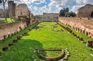 Rom: Kolosseum mit Schnelleinlass, Palatin & Kaiserpalast
