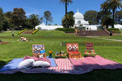 San Francisco: GetYourGuide Exclusive Gourmet Picnic