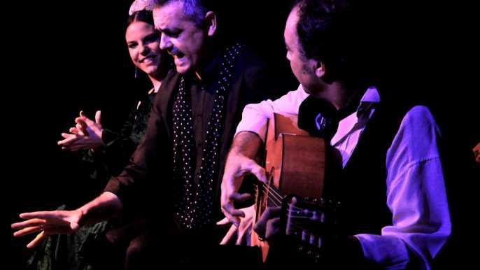 Seville: Pura Esencia Flamenco Show in Triana