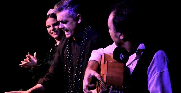 Séville: spectacle de flamenco à Triana