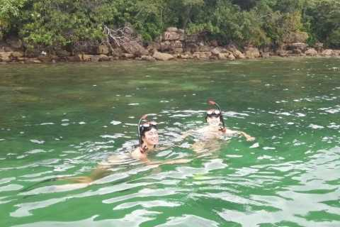 Koh Rong Samloem Afternoon Snorkelling Adventure