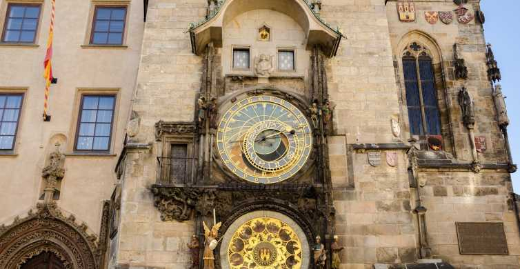 Prague: Old Town Hall & Astronomical Clock Entrance Ticket