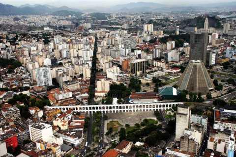 Río de Janeiro: tour a pie de 4 horas por la tarde