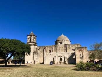 San Antonio: Kleingruppentour zum UNESCO-Weltkulturerbe