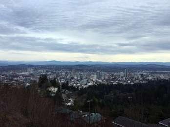 Entdecken Sie Portland: Halbtägige Kleingruppen-Stadtrundfahrt